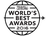 Travel and Leisure Worlds Best Awards 2016