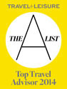 Travel and Leisure A-List 2014