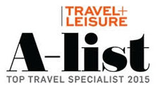 Travel and Leisure A-List 2015