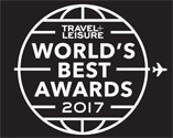 Travel and Leisure Worlds Best Awards 2017